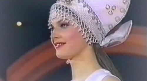 Miss Model international Aleksandra Petrova