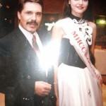 Miss Russia 1996 Alexandra Petrova