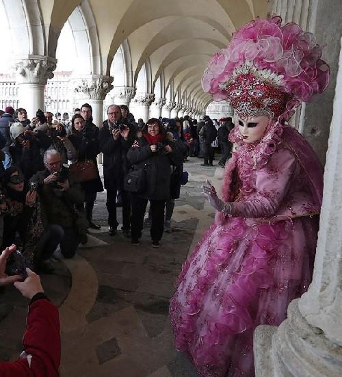 Venice Carnival 2015