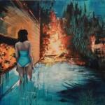 Hyperrealistic paintings by Lorella Paleni
