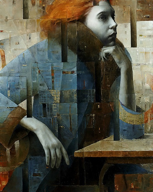 Shape and geometry by Sergio Cerchi