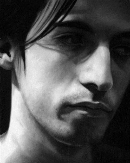 Hyperrealistic paintings by Tigran Tsitoghdzyan