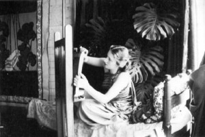 Lydia found employment in the Matisse household as both a studio assistant and domestic.