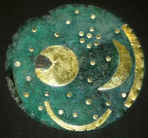 Mysterious Nebra Sky Disk