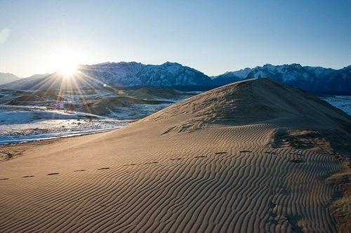 Chara Sands, photo by Alexander Savchenko