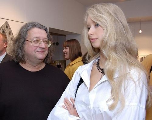 Alexander Gradsky and Marina Kotashenko