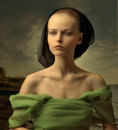 Beauty by Russian photographer Oleg Babkin