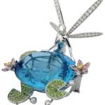 Van Cleef Arpels Ondine fairy clip