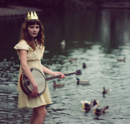 Photoart by American photographer Olivia Bee