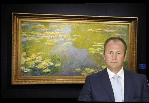 Russian billionaires most expensive art