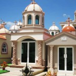 Cemetery in the town of Culiacan
