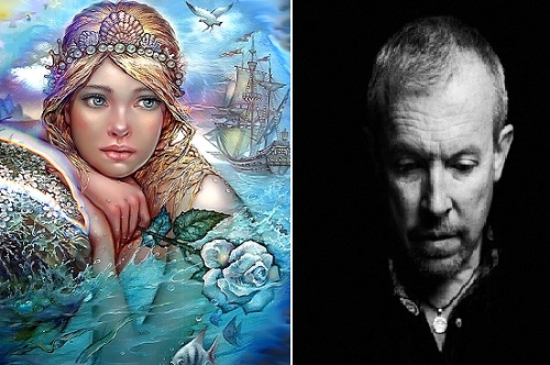 Witness of a mermaid's fun became a famous Russian rock musician Andrei Makarevich