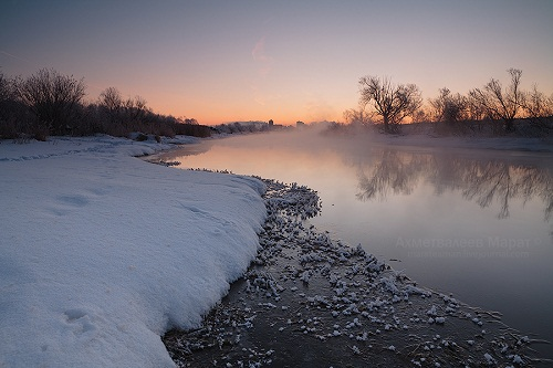 Beautiful images of Chelyabinsk meteorite