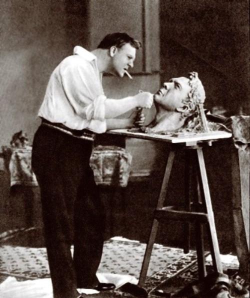 Feodor Chaliapin as an artist