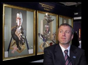 Russian billionaires' most expensive art