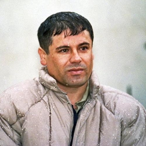 drug lord Joaquin Guzman