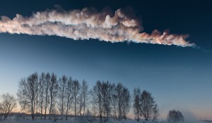 Beautiful images of Chelyabinsk meteorite