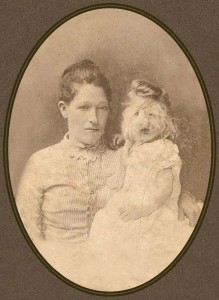 Alice Doherty began her career at exhibitions at the age of two and began to bring money to her family