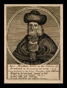 Anna Macallame, a bearded lady