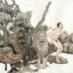Fabien Merelles sculpture