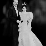 Estelle Arpels and Alfred Van Cleef, 1895