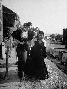 Gypsy Rose Lee & Percilla Bejano, 1949