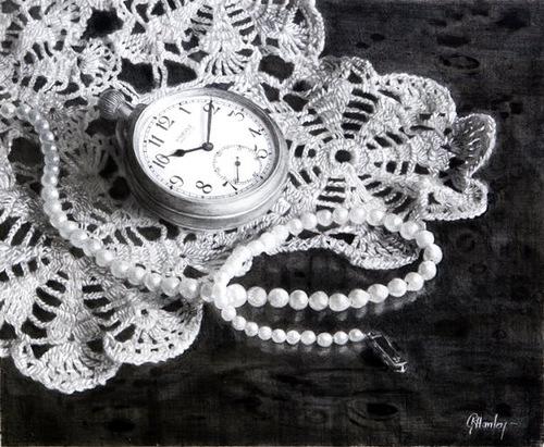 silverpoint art
