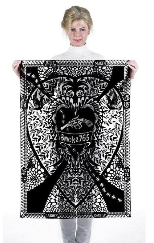 Beautiful paper lace by Karen Bit Vejle