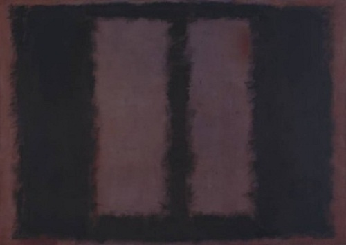 Paintings by Mark Rothko