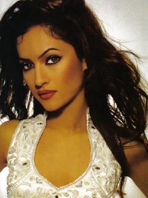 Beautiful Afghan Model, Miss England 2005 Kohistani