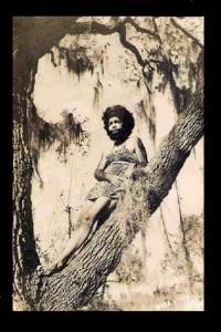 Percilla Bejano monkey girl