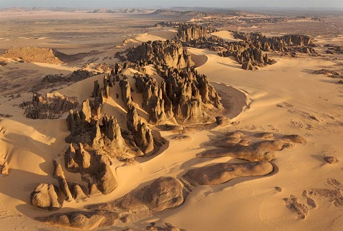 deserts by George Steinmetz