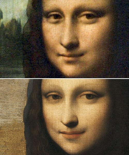 Isleworth Mona Lisa – earlier Da Vinci portrait