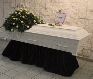 Ugliest woman of the world was interred on Tuesday, 12th February, 2013 in her homeland of Mexico