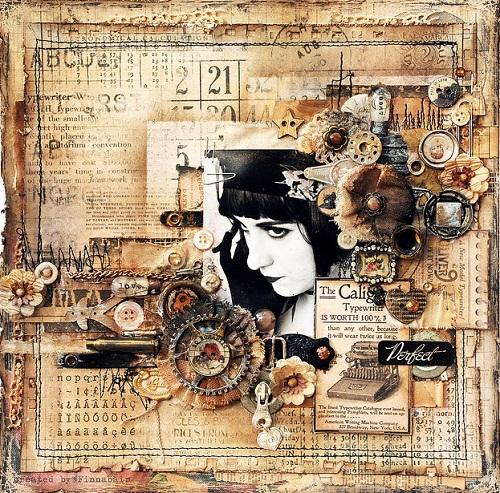 Beautiful cyberpunk art by Anna Dabrowska