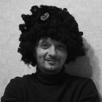 Russian artist Peter Kozlov