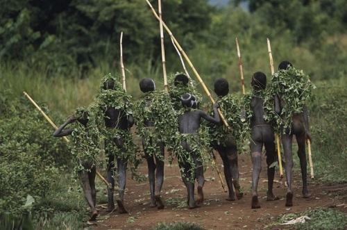 Lost Omo tribe