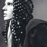 Beautiful Belarusian top model Marina Linchuk