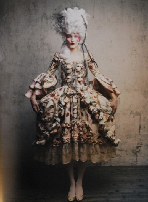 Dior Couture. Patrick Demarchelier