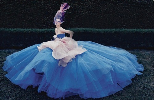 Dior Couture. Patrick Demarchelier Moscow exhibition
