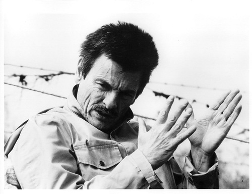Andrei Arsenyevich Tarkovsky (4 April 1932 – 29 December 1986), Soviet and Russian filmmaker, writer, film editor, film theorist, theatre and opera director