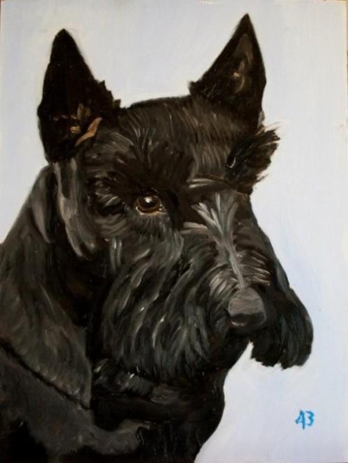 Paintings by George Bush