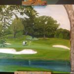 Paintings by former president George W. Bush