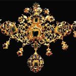 Baroque jewelry art