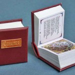 The miniature book of Sonets by William Shakespeare
