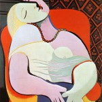 Dream by Pablo Picasso bought for $ 155 million