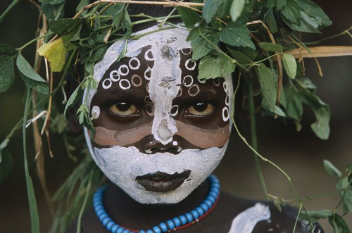 Lost Omo tribe in Ethiopia