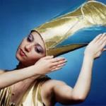 Heba Abdel Fattah in ballet 'Queen of Egypt.' Cairo, 2000