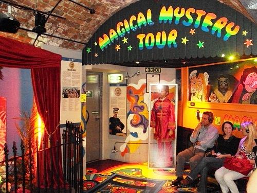 Magical Mistery Tour exposition