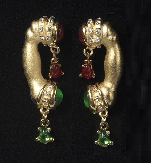 Jewelry by Salvador Dali